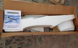 Durable Aircraft Models P51  65 inch  plus other kits