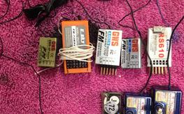 Lot of 72MHz RXs
