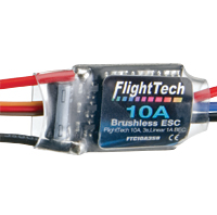 <b>Flightpower 10a Brushless ESC</b>
