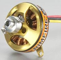 <b>Rimfire 250 Brushless Outrunner Motor</b>