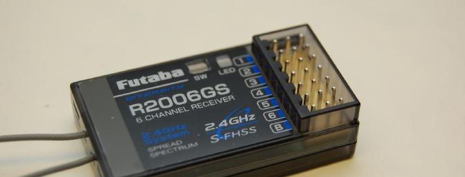 R2006GS Receiver
