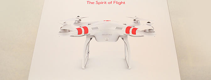 The new Phantom 2