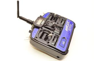 6-channel HP6DSM 2.4GHz Transmitter