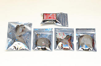 Everything packed in anti-static bags....