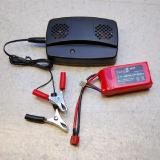 Balance Charger and 1500mah 3S Lipo