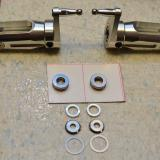 The Assembled Grips and Thrust Bearings