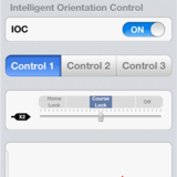 IOC settings (and POI switch assignment).