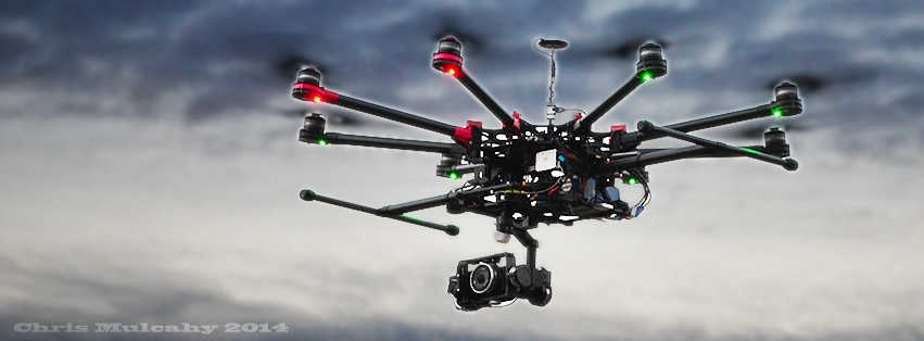 DJI Spreading Wings S1000 Octocopter Review