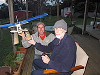 Name: IMG_0665.jpg Views: 66 Size: 116.5 KB Description: Dad and I before the flight