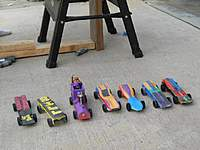 Name: Pinewood Derby Cars.jpg