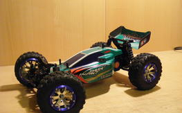 Tamiya dark impact brushless