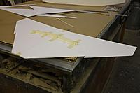 Name: IMG_8812.JPG Views: 41 Size: 84.6 KB Description: The primary joining spar is plywood.