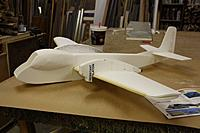 Name: IMG_1120.JPG Views: 28 Size: 91.7 KB Description: The 3/4-inch foam is cut for the engine nacelles.