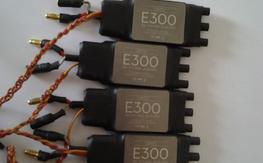E300 system ESC's