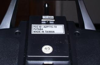 7C's simple crystal frequency setup means that it cannot be changed legally by the US user.