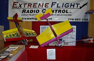 Some of what Extreme had to offer.