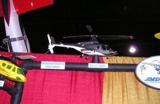 GORGEOUS fiberglass aerowulf body for micro helis like Piccalo!