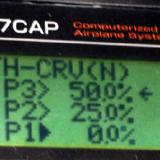 7C's 5-pt throttle curve uses