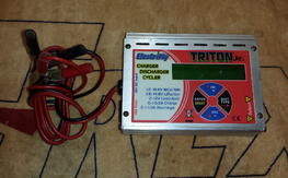 Triton Jr. DC Charger