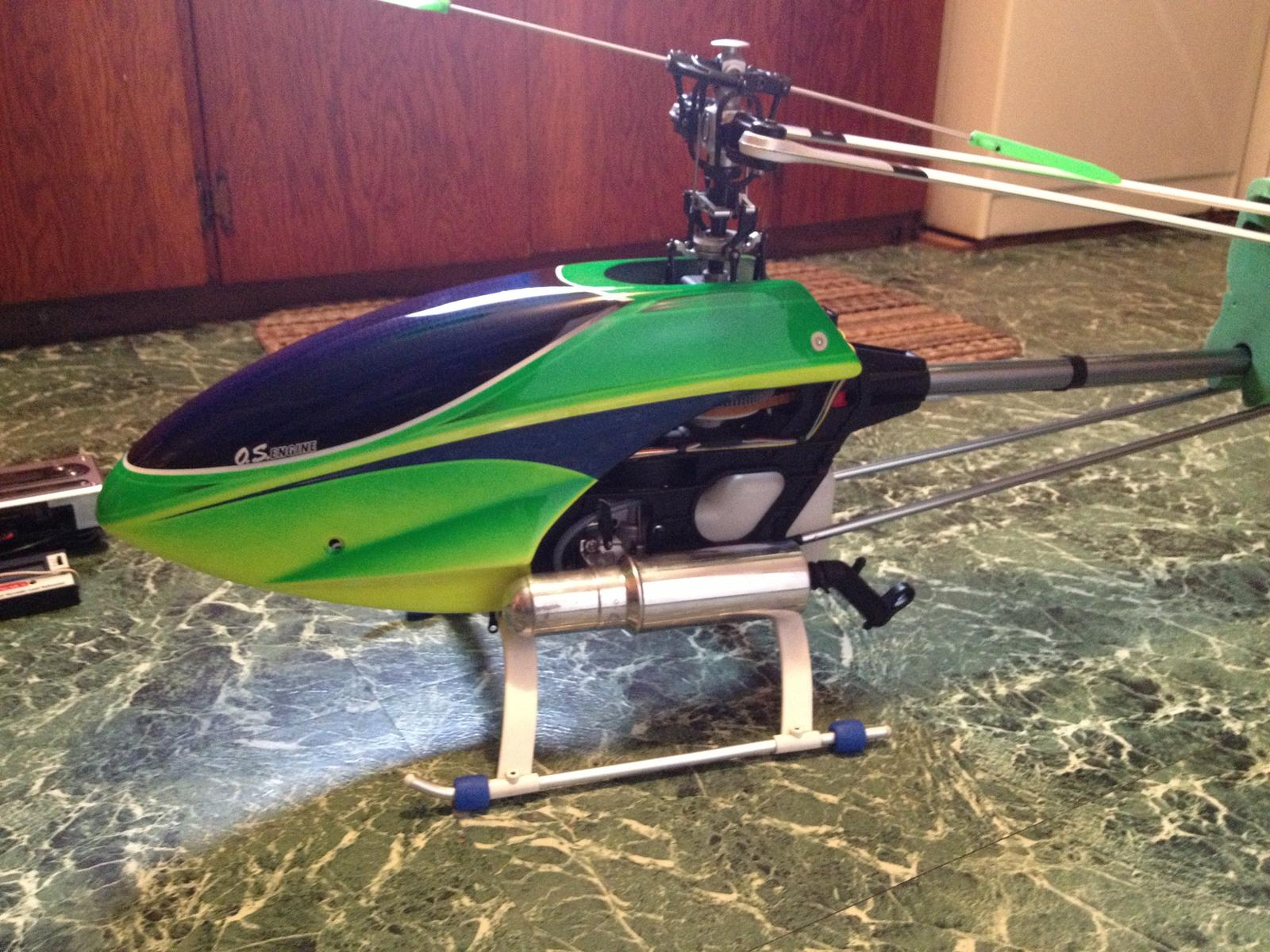 I bought this heli from the second owner and itu0027s original owner is from Somerset NJ I believe. Iu0027ve spoken with original owner briefly and Iu0027ve been ... & Raptor 50 canopy who makes this one? - Page 1