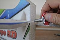 Name: 18- Glue Fuse Halves.jpg Views: 185 Size: 167.6 KB Description: 18- Glue the rear fuse section together.