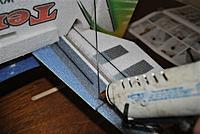 Name: 30- Glue Carbon Braces.jpg Views: 195 Size: 200.4 KB Description: 30- Glue in the carbon fiber braces. I use hot glue for this.