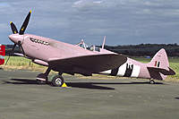 Name: Taff Smith's Spitfire MkXIV.jpg