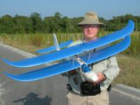 Name: EasyStar Biplane & Kevin 05.jpg