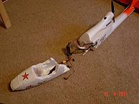 Name: Colonel Blinks EasyStar before repairs.jpg