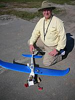 Name: EasyStar after FPV Crash 1-21-07 - DSCN1609.jpg