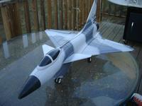 Name: j10-trimmed.jpg Views: 162 Size: 61.9 KB Description: Trimmed up ready for hands off level flight.