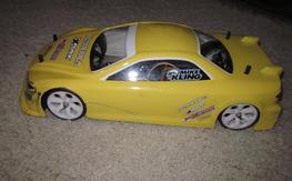 Xray T2 009 Touring Car ARTR