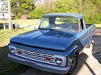 Name: 1964 ford truck grille.jpg