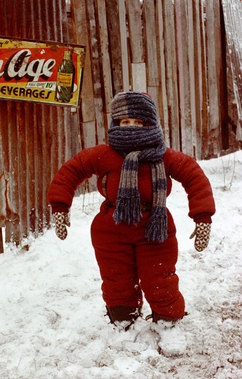 Name Randy-Snow-Suit-A-  A Christmas Story Snowsuit