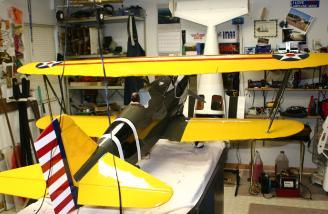 Right Rear quarter assembled Hawk