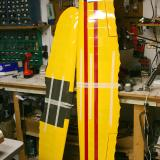 I used the plastic shipping bags to keep the MonoKote free of epoxy fingerprints when joining the panels. Worked great!