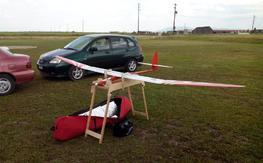 Glider Setup Stand