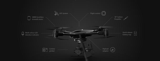 Aerialtronics ATX8 Specs