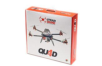 STEADIDRONE QU4D RTF Box