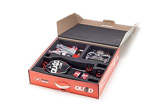 STEADIDRONE QU4D RTF Box open