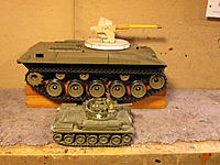 Name: 6-19-14  new tank build  m 42 duster.JPG
