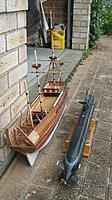 Name: IMG_0241.jpg Views: 81 Size: 197.0 KB Description: Wappen von Hamburg and HMS Gotland.