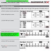 Name: Aurora 9X Hardware Reverse Menu.jpg Views: 152 Size: 97.8 KB Description: