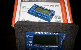 Excellent almost new Hyperion EOS Sentry 2 Battery checker