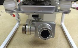 DJI Phantom2 vision+ gimbal/camera for parts