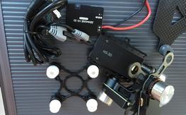 DJI Zenmuse H3-3D gimbal w/ controller