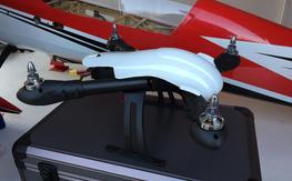 Skyhero Little Spyder w/motor,ESCs,props, and NazaV2