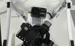 DJI Phantom 2 w/ Zenmuse 3D, VTX, & iPad Ground station