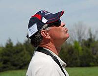 Name: 140 Wayne Gallighan focused on his pattern bird-400.jpg