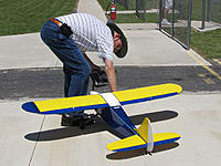Name: 920 Dick getting ready to fly.jpg